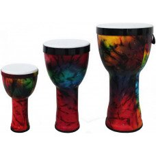 Palm Percussion Nesting Drums W/Bag