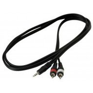 Аудио кабель Mini Jack - RCA RockCable RCL20902 D4