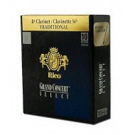 Трость Rico Grand Concert Select - Bb Clarinet #3.5