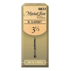 Трость Rico Mitchell Lurie Premium - Bb Clarinet #3.5 - 5 Box