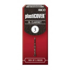 Трость Rico Plasticover - Bb Clarinet #3.0 - 5 Box