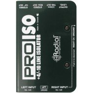 Direct-Box Radial Pro Iso