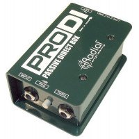 Direct-Box Radial Pro DI