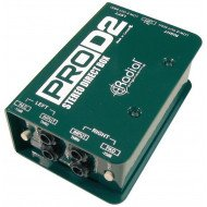 Direct-Box Radial Pro D2