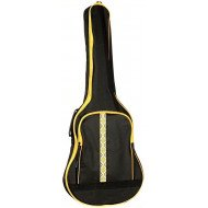 Чехол для классической гитары MusicBag HZA-CG39 BK Yellow
