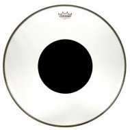 Пластик для бас-бочек Remo Controlled Sound Clear Black Dot Bass Drumhead 22 CS-1322-10