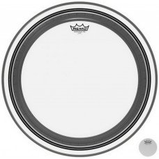 Remo Bass Powerstroke3 Clear 20 Diameter No Stripe