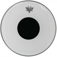 Remo CS 13 Smooth White Black Dot