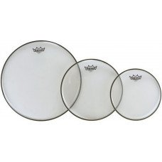 "Remo Tom Pack (10"",12"",16"" Clear BA) Export Only"