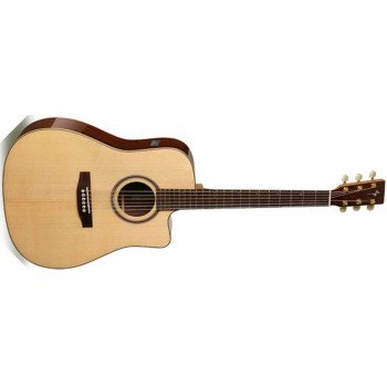 Электроакустическая гитара S&P Showcase CW Rosewood A6T with DLX Tric