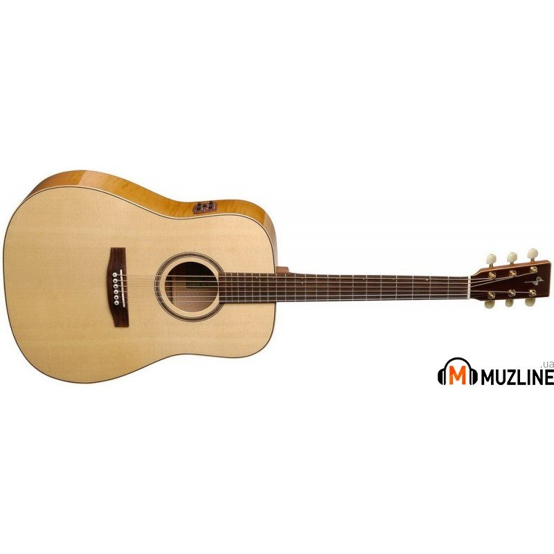 Электроакустическая гитара S&P Showcase Flame Maple A6T with DLX Tric