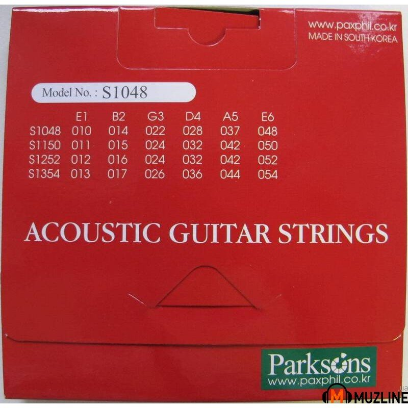 Parksons S1048 Acoustic Xl 10-48