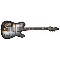 Электрогитара Schecter PT F-4 Phantom Limited 2011