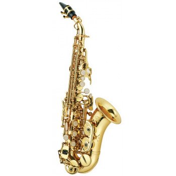 Саксофон J.Michael SPC-700 (S) Curved Soprano Saxphone