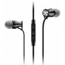 Наушники Sennheiser M2 IEI Travel Black Chrome