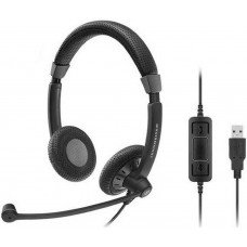 Гарнитура Sennheiser SC 70 USB MS Black