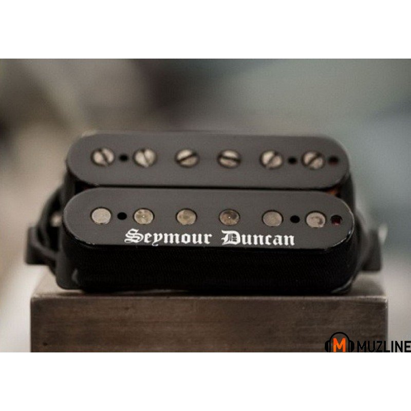 Звукосниматель Seymour Duncan Black Winter 7-String Humbucker Neck Black