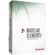 Программное обеспечение Steinberg WaveLab Elements 7 Retail