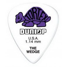 Dunlop 424P1.14 Tortex Wedge Player's Pack 1.14