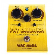 Гитарная педаль Way Huge Fat Sandwich Harmonic Saturator Distortion