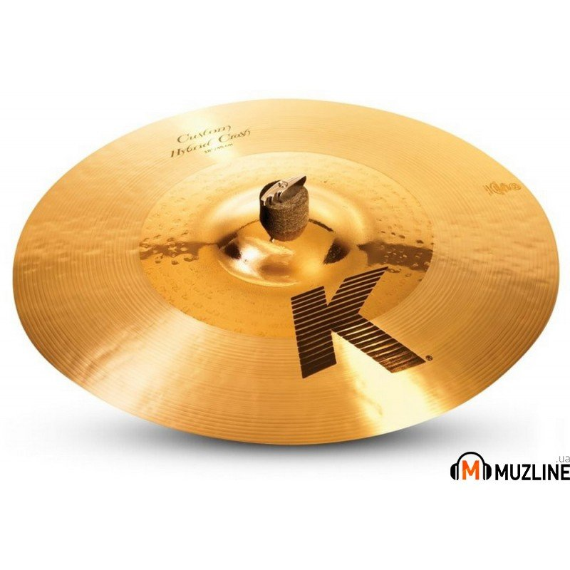 "Crash Zildjian 18"" K Custom Hybrid crash"