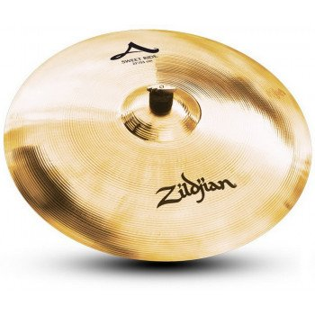 "Zildjian 21"" A Sweet Ride Brilliant"