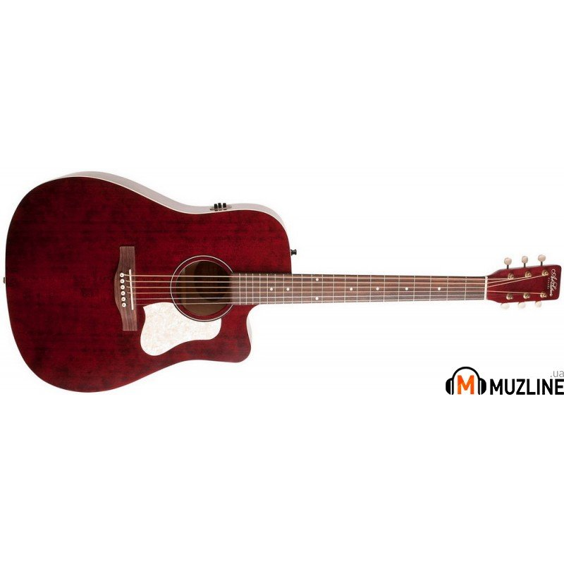Електроакустична гітара Art & Lutherie Americana Tennessee Red CW QIT