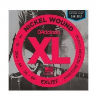 D'Addario EXL157 Xl Baritone Medium 14-68