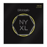 D'Addario NYXL0946 Super Top  Regular Bottom 09-46