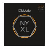 D'Addario NYXL1046BT Balanced Tension Regular Light 10-46