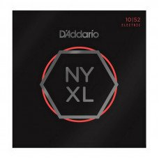 D'Addario NYXL1052 Light Top  Heavy Bottom 10-52