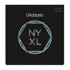 D'Addario NYXL1152 Medium Top  Heavy Bottom 11-52