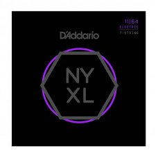 D'Addario NYXL1164 Medium 7-String 11-64