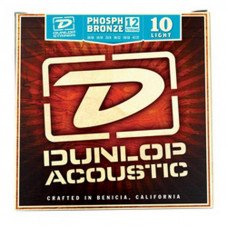 Dunlop DAP1047J Phosphor Bronze Extra Light-12 10-47