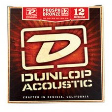 Dunlop DAP1252J Phosphor Bronze Medium-12 12-52