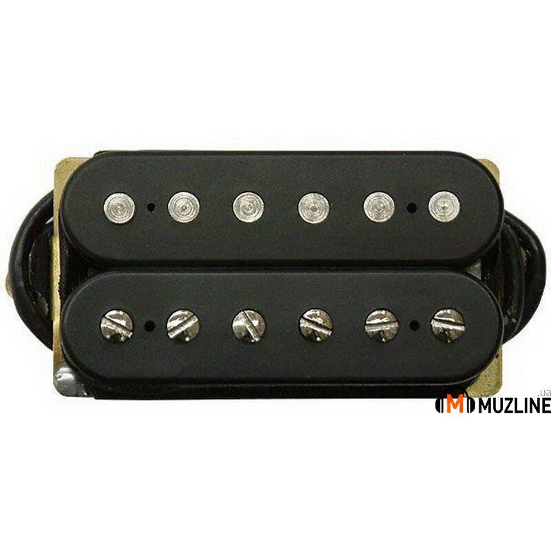 Звукосниматель DiMarzio DP163BK Bluesbucker Black