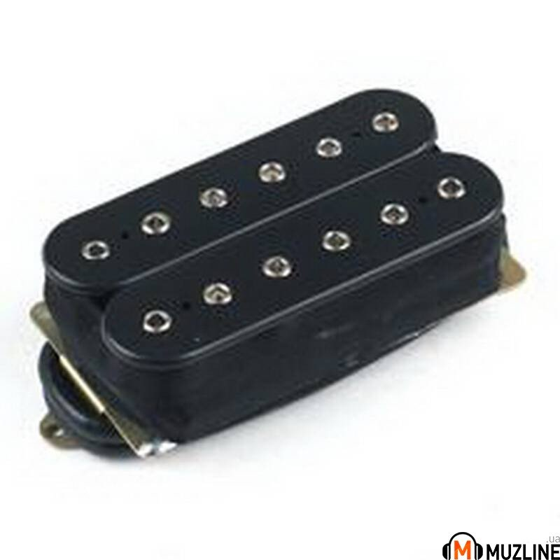 Звукосниматель DiMarzio DP100BK Super Distortion Black
