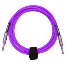 DiMarzio EP1715SS Instrument Cable 15Ft Purple