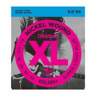 D'Addario EXL120+ Xl Super Light Plus 09.5-44