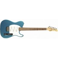 Электрогитара G&L Asat Z3 Emerald Blue, 3-ply Pearl, rosewood