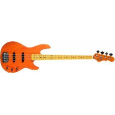 Бас-гитара G&L JB2 Four Strings Clear Orange, maple