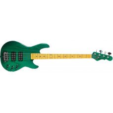 Бас-гитара G&L L2000 4 Strings Clear Forest Green, maple