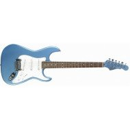 Электрогитара G&L Legacy Lake Placid Blue, 3-ply Pearl pickguar, Rosewood