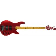 Бас-гитара G&L L2000 Four Strings Candy Apple Red, maple