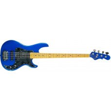 Бас-гитара G&L SB2 Four Strings Electric Blue, maple, mirror