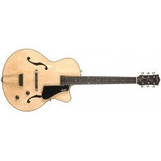 Godin 5th Avenue Jazz Natural Flame AAA with Tric