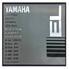 Yamaha GSX150X Electric Extra Light 08-38