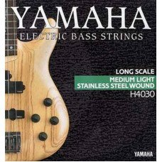 Yamaha H4030 Stainless Steel Medium Light 4 String 45-105