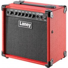 Комбоусилитель для электрогитары Laney LX20R-RED