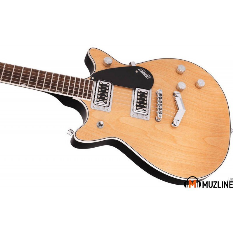 Электрогитара Gretsch G5222 Electromatic Double Jet BT LR Aged Natural